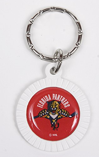 Florida Panthers NHL Keychain & Keyring - Circle
