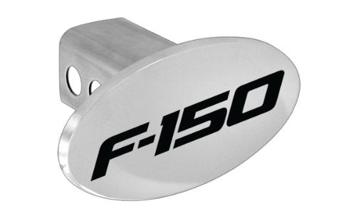 Ford F-150 F150 Metal Trailer Hitch Cover Plug