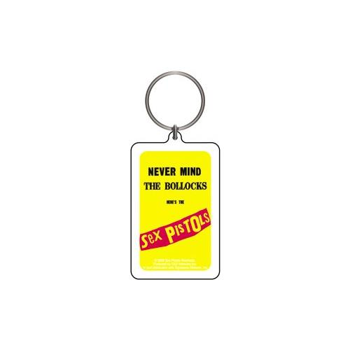 Sex Pistols Keychain & Keyring - Never Mind the Bullocks