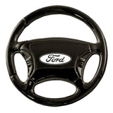 Ford Keychain & Keyring - Black Steering Wheel