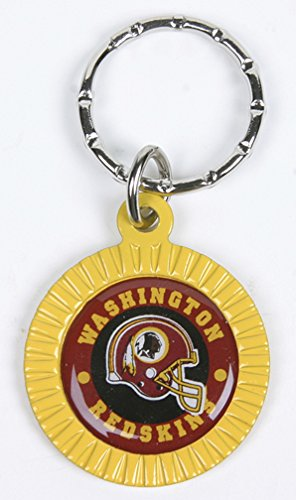Washington Redskins NFL Keychain & Keyring - Circle