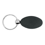 Dodge Ram Head Keychain & Keyring - Black Oval