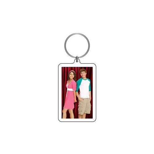High School Musical Gabriella & Troy Keychain & Keyring