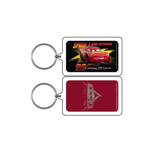 Cars the Movie Speed Keychain & Keyring
