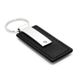 Dodge Ram Head Logo Keychain & Keyring - Premium Leather