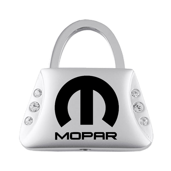Mopar Keychain & Keyring - Purse with Bling