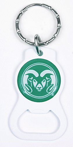 Colorado State Rams Keychain & Keyring - Bottle Opener