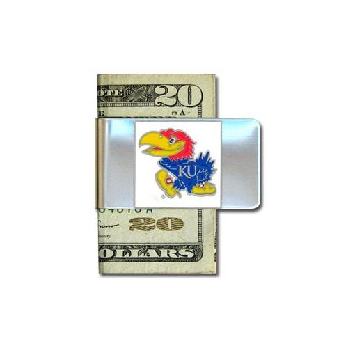 Kansas Jayhawks Money Clip