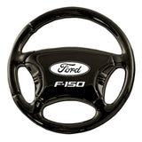 Ford F-150 Keychain & Keyring - Black Steering Wheel