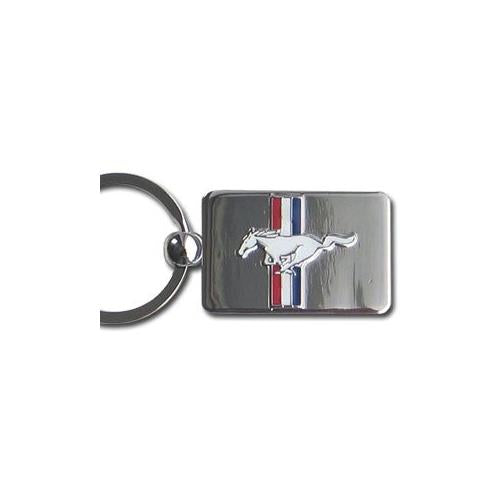Ford Mustang Keychain & Keyring - Rectangle