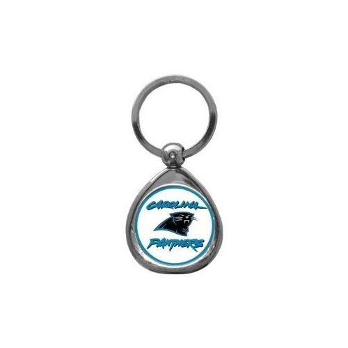 Carolina Panthers NFL Keychain - Premium Teardrop