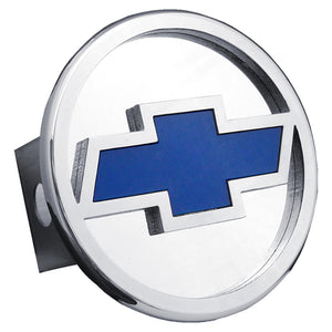 Chevrolet Chrome Trailer Hitch Plug