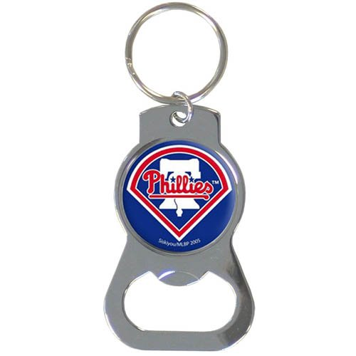 Philadelphia Phillies MLB Keychain & Keyring - Bottle Opener