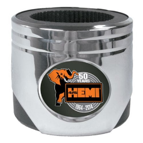 Dodge Hemi 50th Anniversary Piston Shaped Can Koozie Coozie