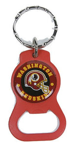 Washington Redskins NFL Keychain & Keyring - Bottle Opener