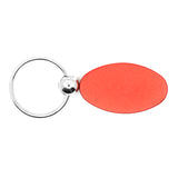 Ford Mustang Keychain & Keyring - Red Oval