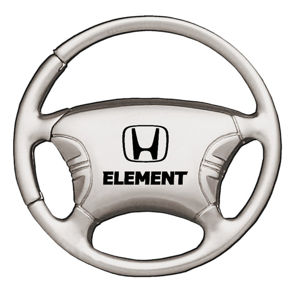 Honda Element Keychain & Keyring - Steering Wheel