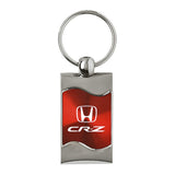 Honda CR-Z Keychain & Keyring - Red Wave