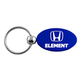 Honda Element Keychain & Keyring - Blue Oval