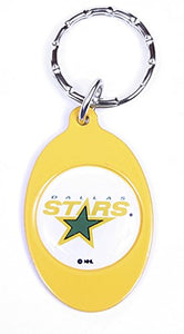 Dallas Stars NHL Keychain & Keyring - Oval