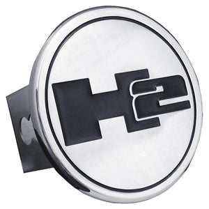 Hummer H2 Chrome Trailer Hitch Plug