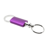 Dodge Charger Keychain & Keyring - Purple Valet