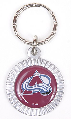 Colorado Avalanche NHL Keychain & Keyring - Circle
