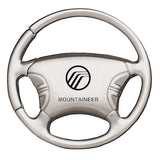 Mercury Mountaineer Keychain & Keyring - Steering Wheel