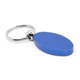 Dodge Ram Head Keychain & Keyring - Blue Oval
