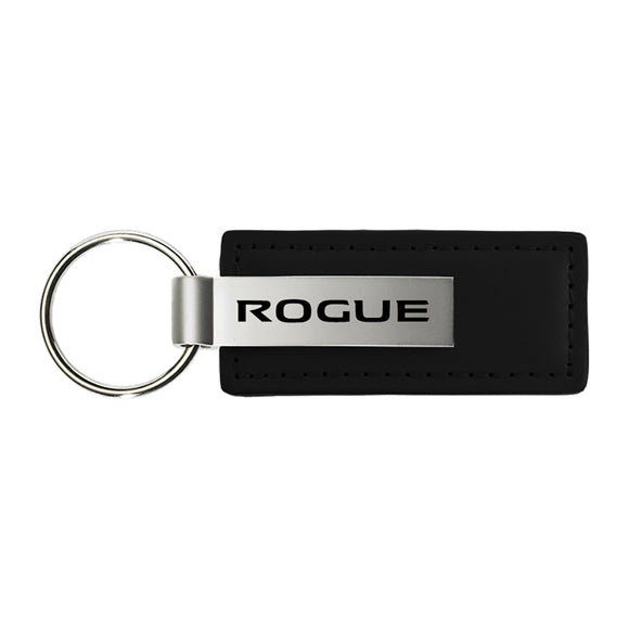 Nissan Rogue Keychain & Keyring - Premium Leather