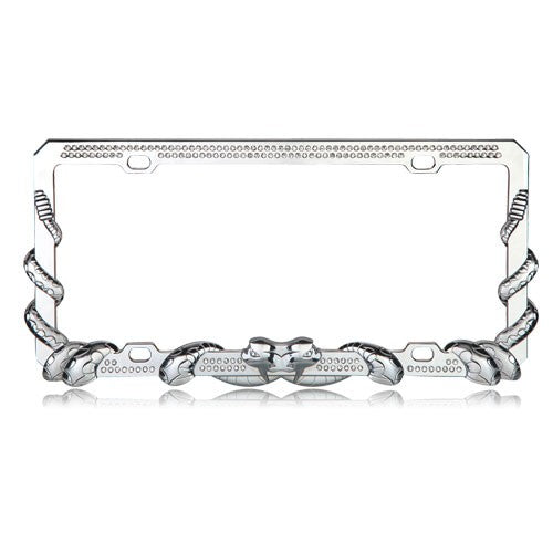Diamondback Viper License Plate Frame