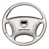 Dodge Viper Keychain & Keyring - Steering Wheel