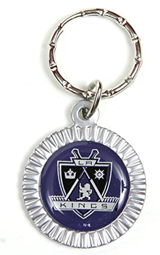 Los Angeles Kings NHL Keychain & Keyring - Circle
