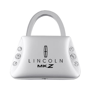 Lincoln MKZ Keychain & Keyring - Purse with Bling