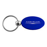 Chrysler Keychain & Keyring - Blue Oval