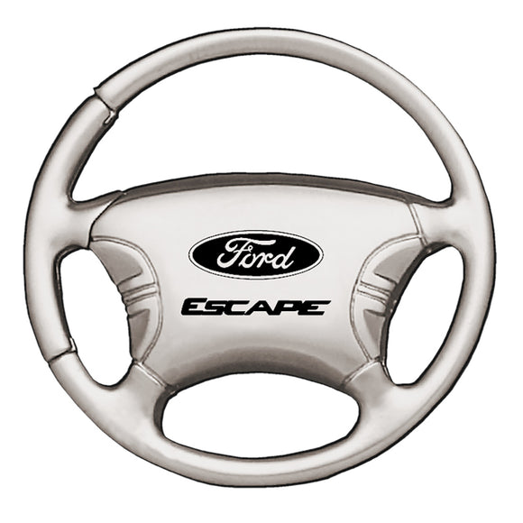 Ford Escape Keychain & Keyring - Steering Wheel