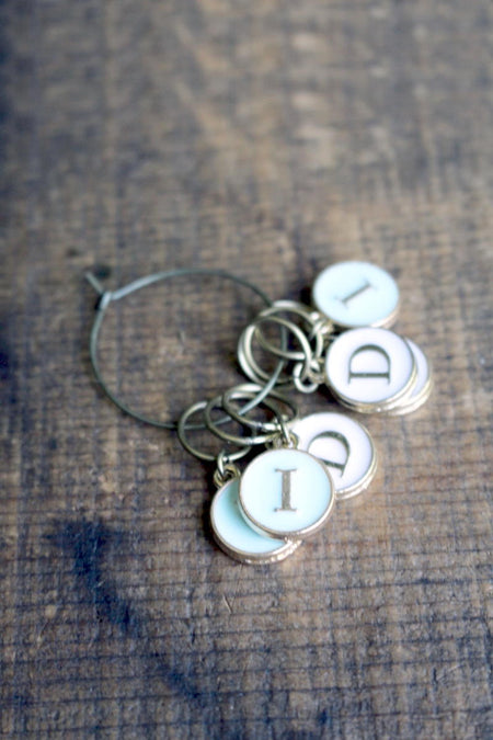 Mark Your Place Stitch Marker Sets-Notions-NNK Press-Increase Decrease-The Sated Sheep