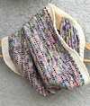 100 Colors Cowl Fingering-Yarn-knitsalldone-The Sated Sheep