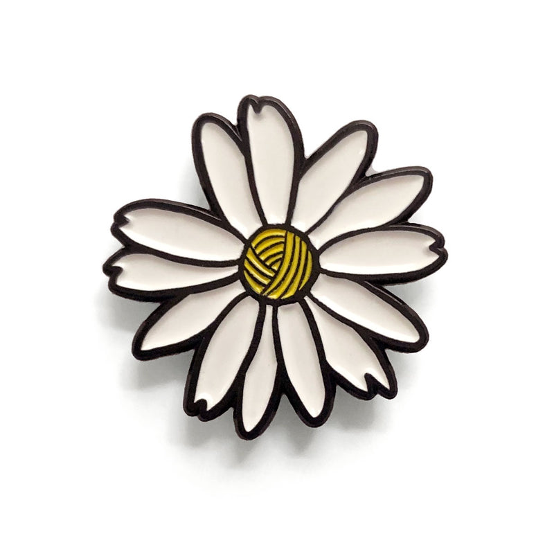 Daisy Chain ShelliCan Pin-Notions-Shelli Can-The Sated Sheep