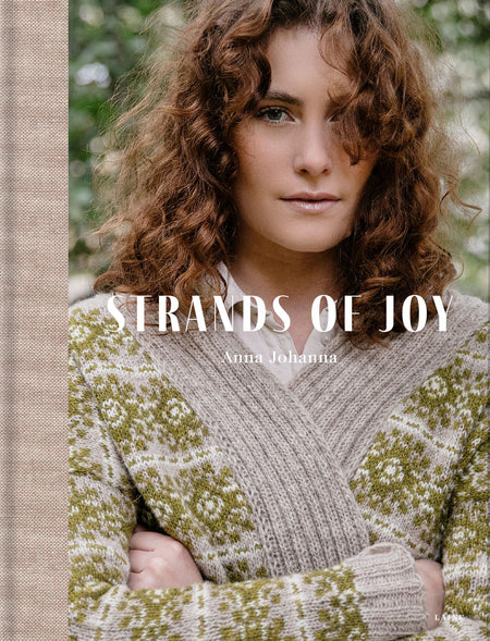 Strands of Joy-Books-Laine magazine-The Sated Sheep