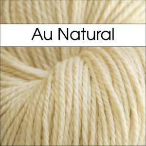 Milky Way Fingering-Yarn-Anzula-Au Natural-The Sated Sheep