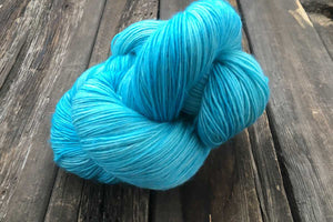 Bonnie Superfine Micron 2-Ply-Yarn-Dream in Color-Azure Cove-The Sated Sheep