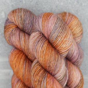 Tosh Sport-Yarn-Madelinetosh-Brick Dust-The Sated Sheep
