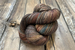 Classy Skein and a Half Worsted!-Yarn-Dream in Color-Browncoat-The Sated Sheep