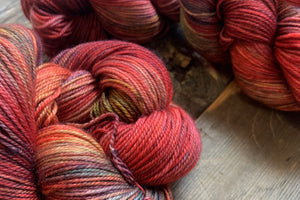 Classy Skein and a Half Worsted!-Yarn-Dream in Color-Clockwork Heart-The Sated Sheep