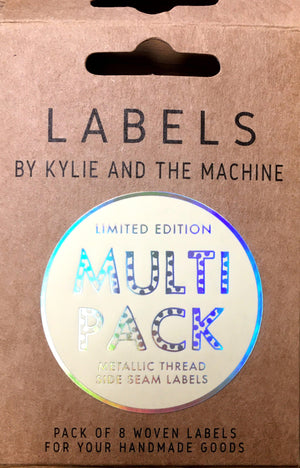 Kylie and the Machine Labels-Notions-kylie and the machine-The Sated Sheep