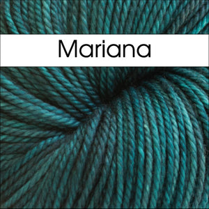 Milky Way Fingering-Yarn-Anzula-Mariana-The Sated Sheep