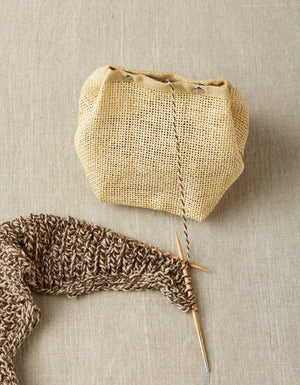 Natural Mesh Bags-Notions-CocoKnits-The Sated Sheep