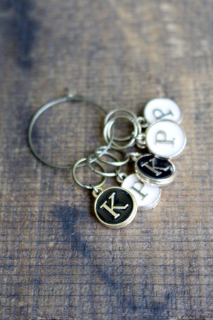 Mark Your Place Stitch Marker Sets-Notions-NNK Press-Knit Purl-The Sated Sheep