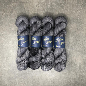 Sparkle-Yarn-Traveling Yarn-Obsidian-The Sated Sheep